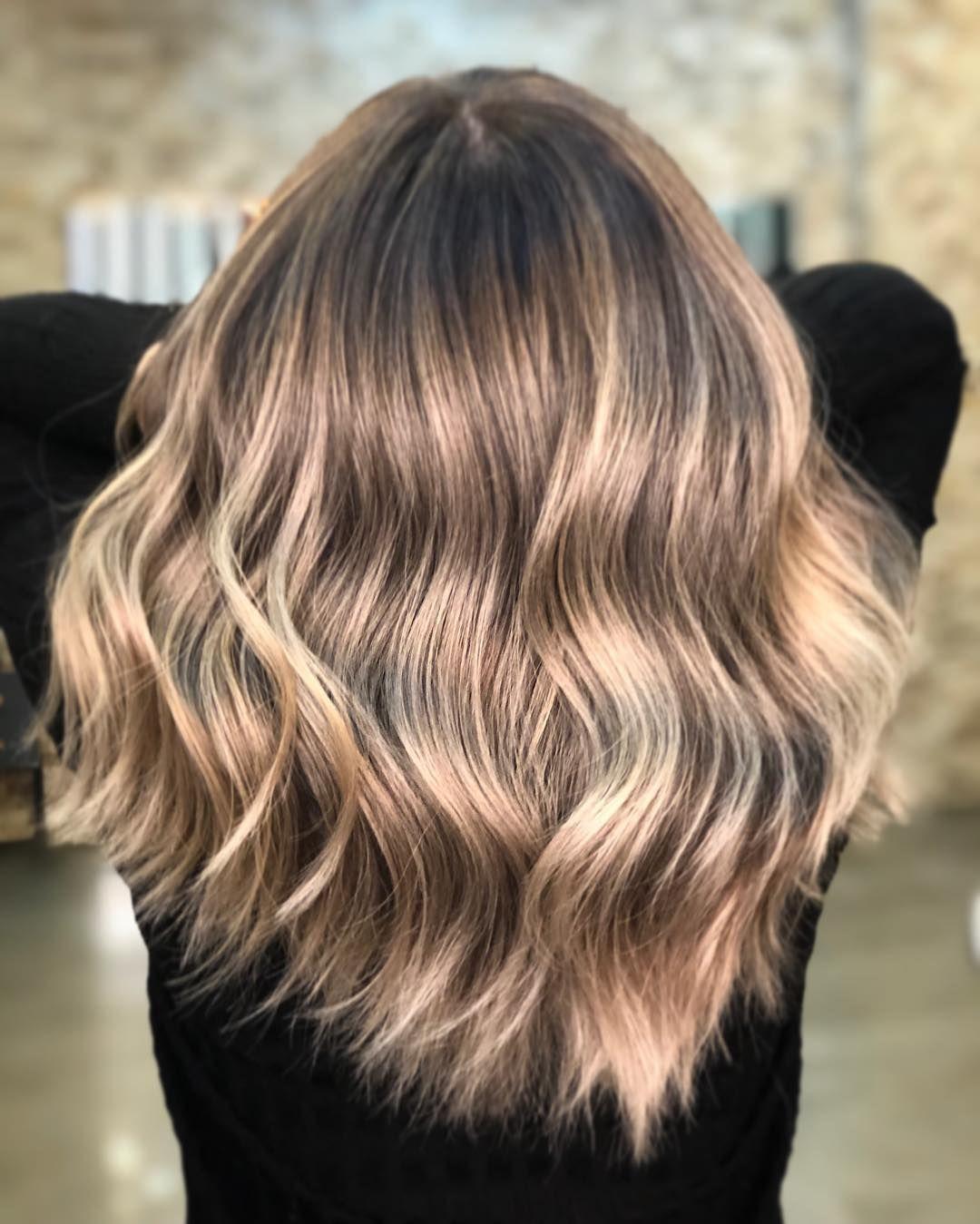 Hair Haircut Rofle Balyaj Ombre Highlights Brushlight Etiler Nisantasi Kadikoy Levent Longhair Bahcesehir Sacmodeller Balyaj Sac Sac Kesimi
