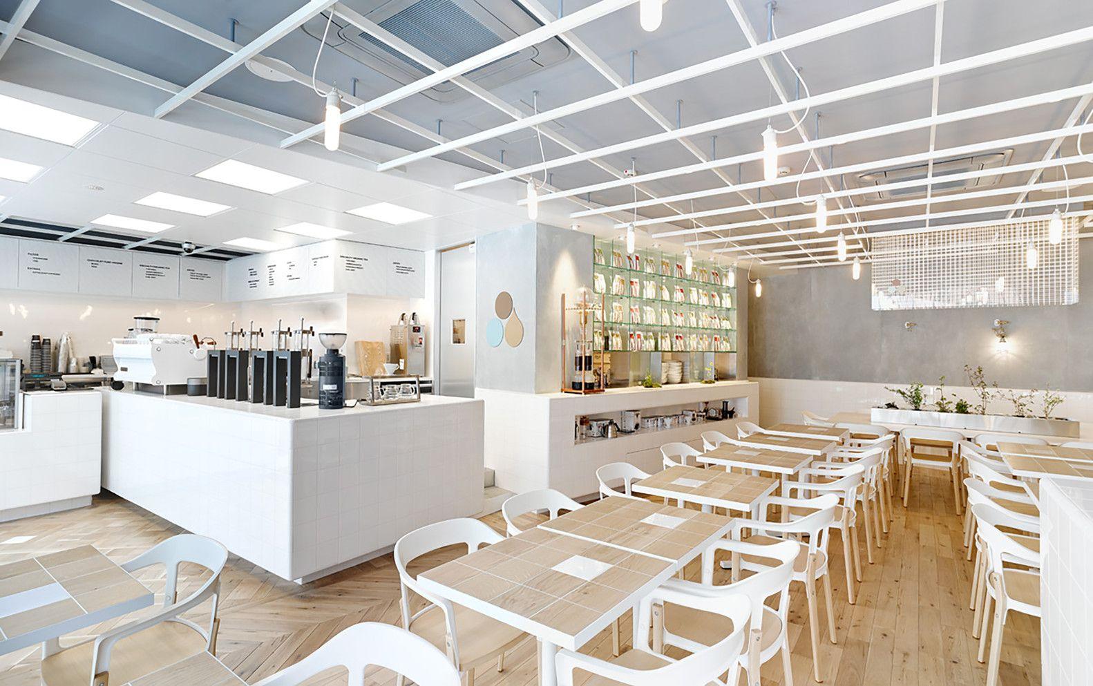 Galeria de café coutume aoyama cut architectures 25