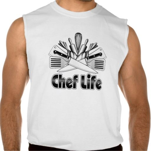 Chef Life Kitchen Utensils Sleeveless T-shirt Tank Tops Zazzle - copy editor job description