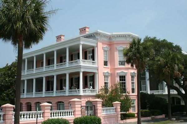 Waterfront home in Charleston