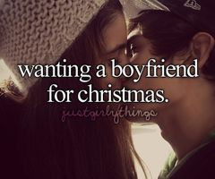 Wanting A Boyfriend For Christmas