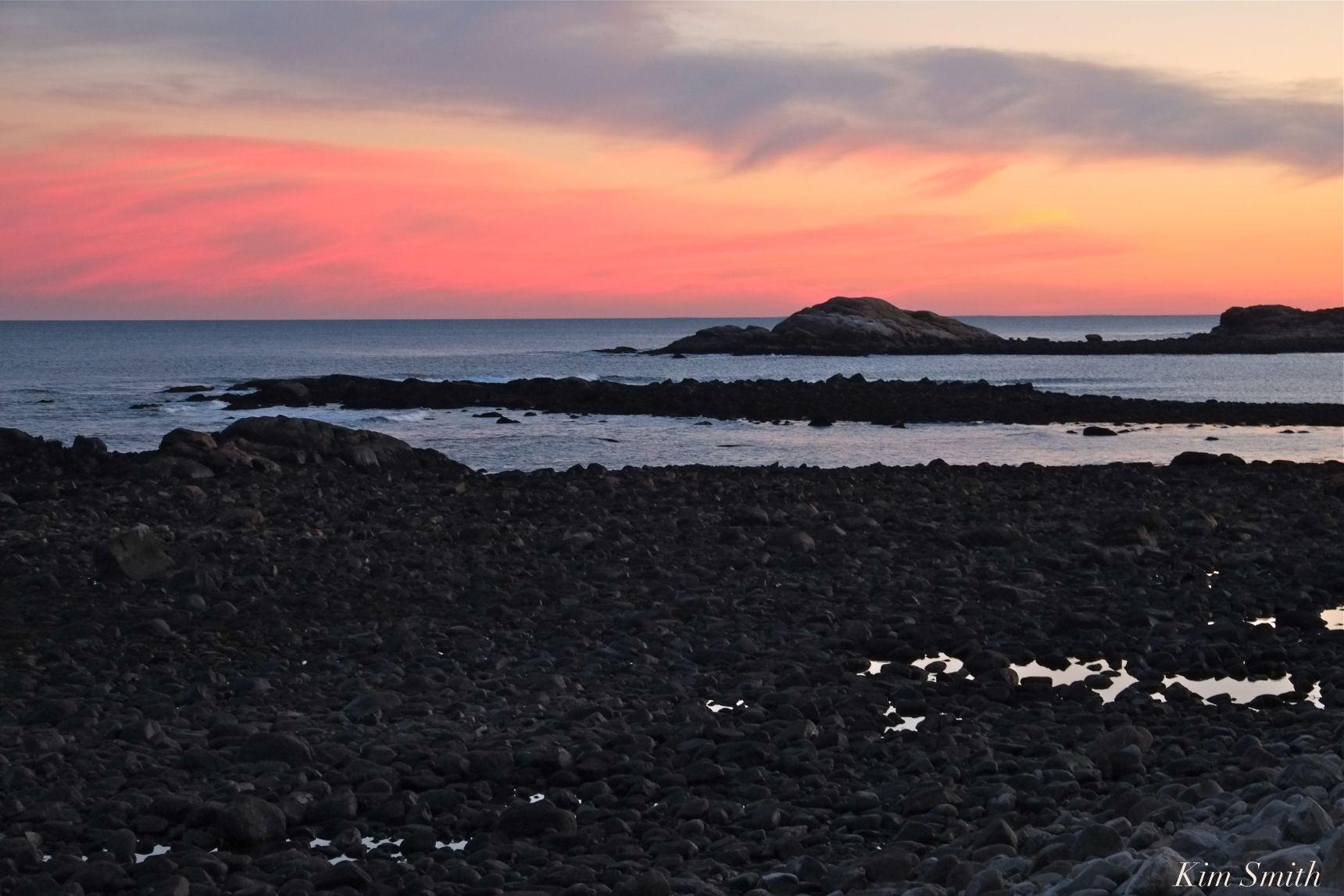 Wordpress Com Sunset Colors Pink Sunset Sunrise Sunset Sunset sea pink clouds coast rocks