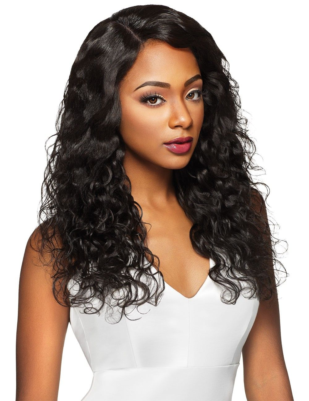 Top Quality African American Human Hair Wigs For Women 20