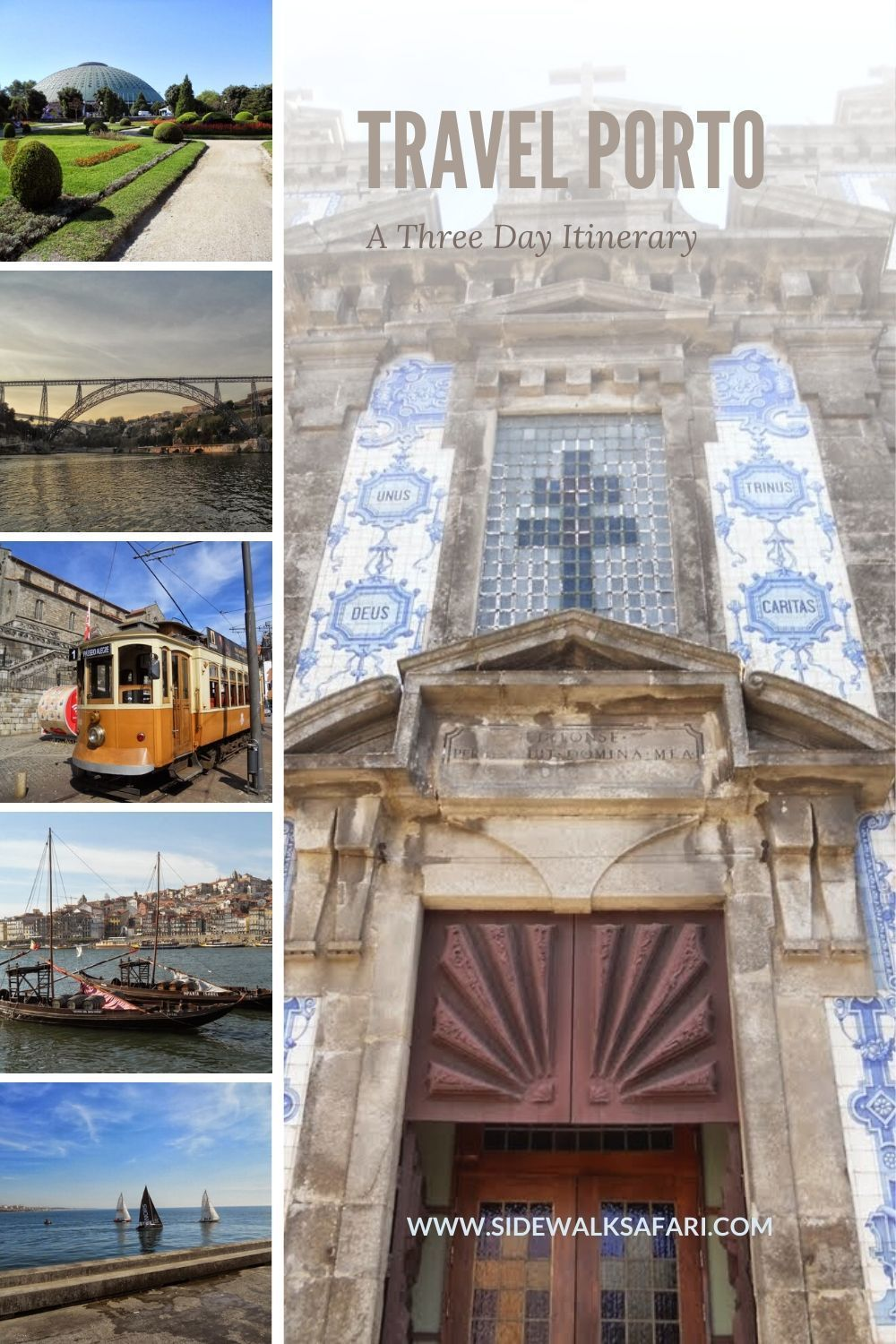 Find out tips on how to spend 3 days in Porto, Portugal with this vacation itinerary. Explore Porto on a 3 day weekend from Dublin. Discover things to do in Porto. #Porto #Portugal