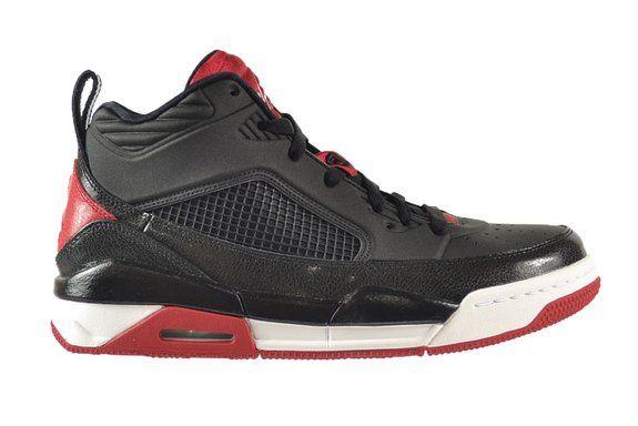 Jordan Flight 9.5 Men's Shoes Black/Gym