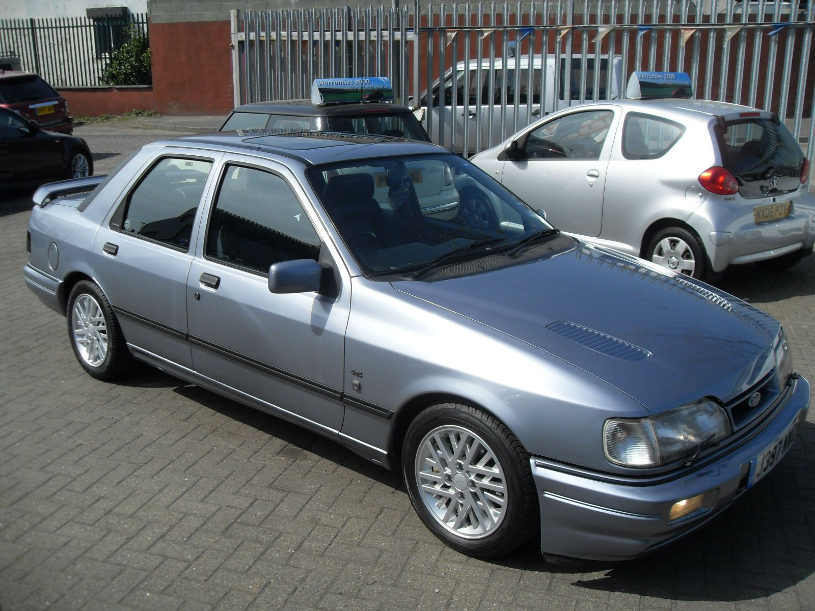 Looking For A Ford Sierra Sapphire 2 0 Rs Cosworth 1992 4x4 This