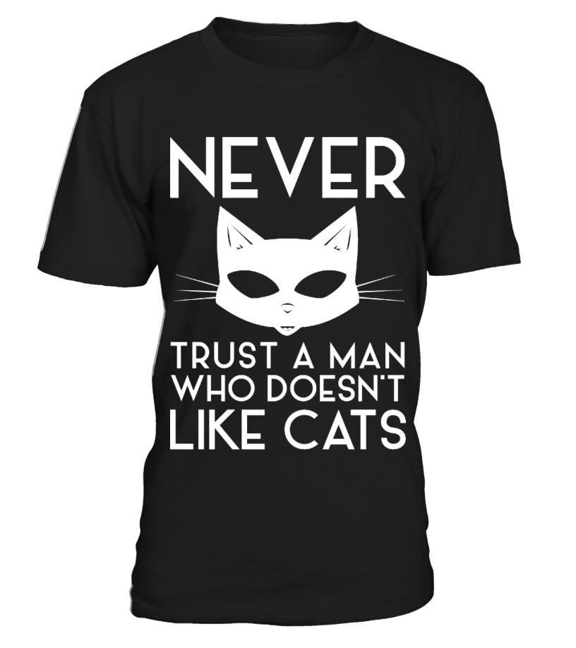 Never trust a man  #gift #idea #shirt #image #animal #pet #dog #bestgift #cat #bichon #coffemugs