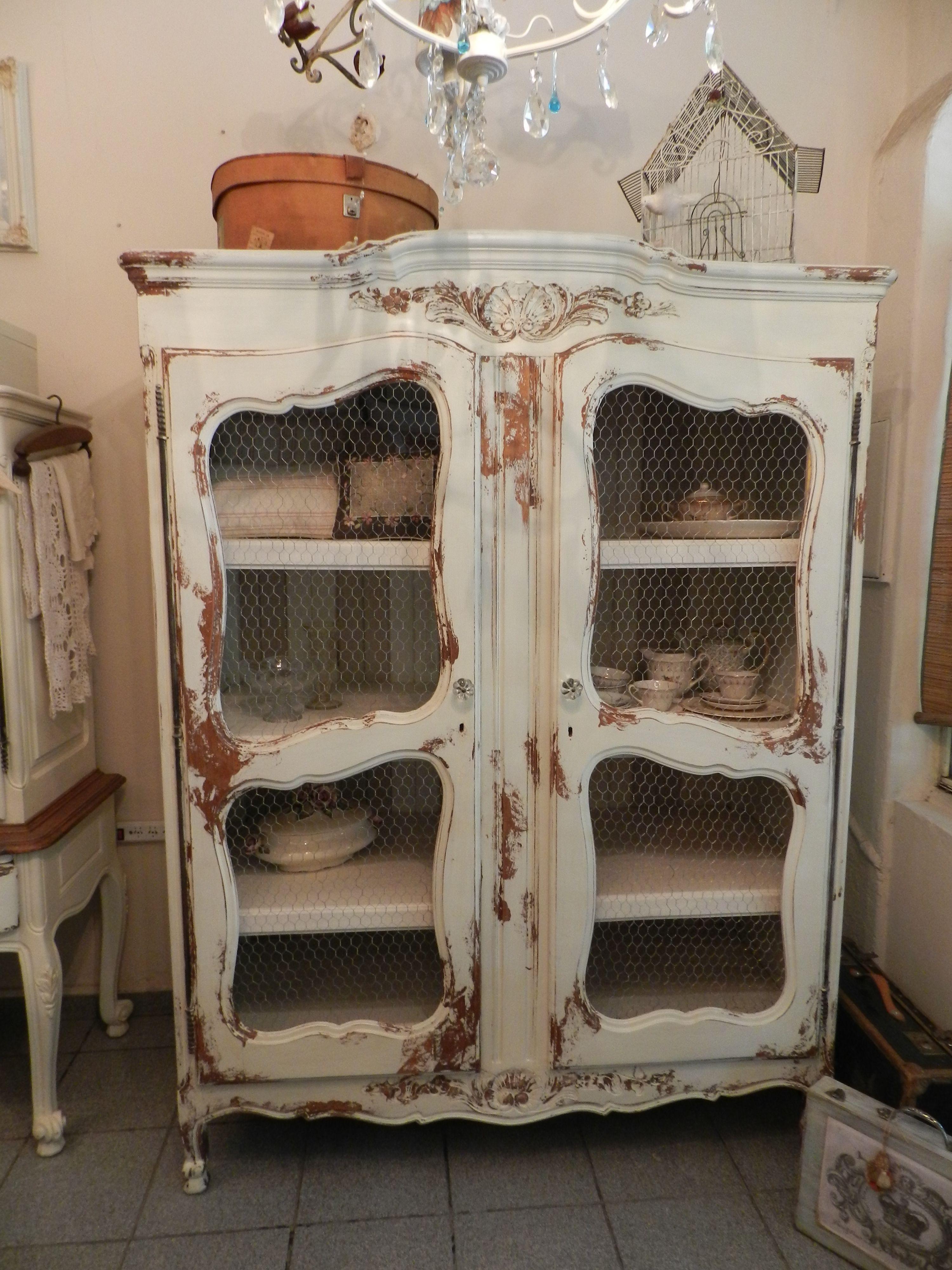 Ropero decapado y restaurado   Provenzal muebles   Pinterest ...