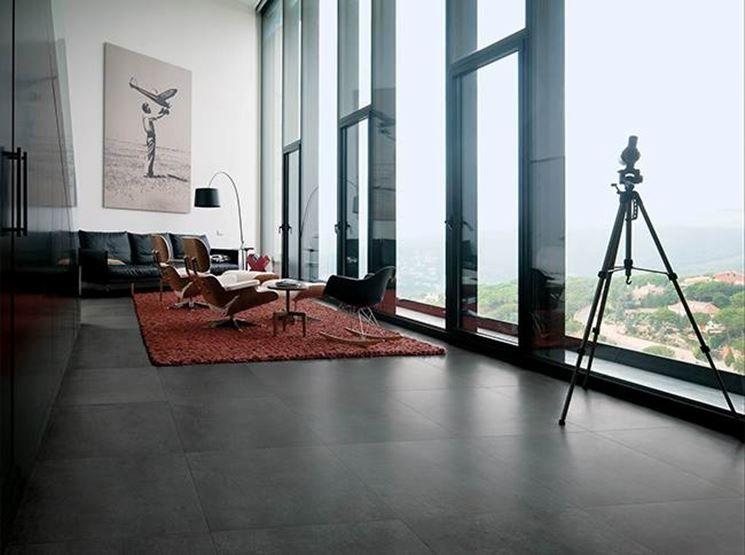 Pavimento grigio, una scelta di classe   Pavimento grigio ...