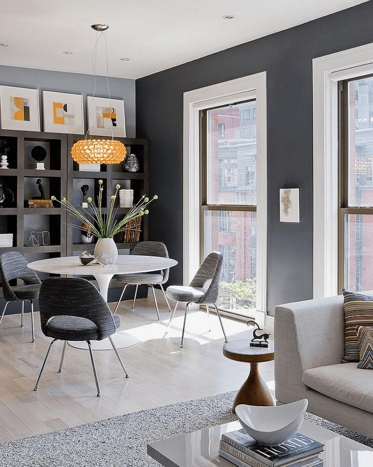 Dekoideen Wohnzimmer Weiss Grau | Wohnzimmer deko | Pinterest