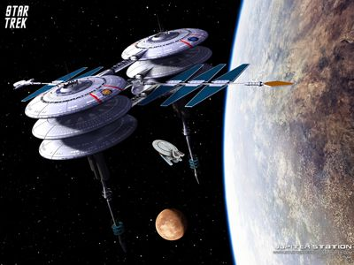 Star Trek wallpapers, star trek hd wallpapers, star trek backgrounds desktop, Jupiter Station