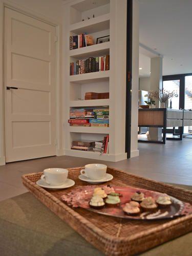 Afbeeldingsresultaat voor inbouwkast woonkamer | Living | Pinterest ...