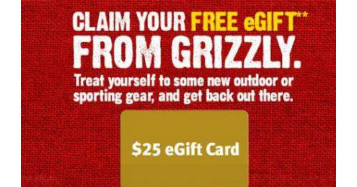 FREE! $25 Gift Card For Gander Mountain, Bass Pro Shop or Cabela's ...