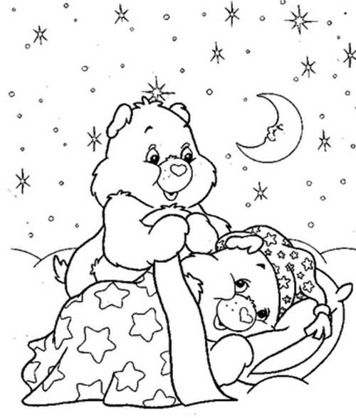35 Desenhos De Ursinhos Para Imprimir E Colorir Em Casa Bear