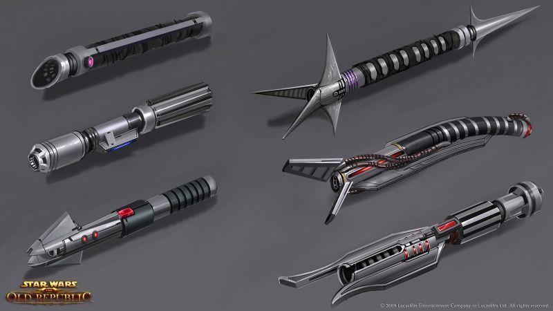 25+ Lightsaber Concept Art  JPG