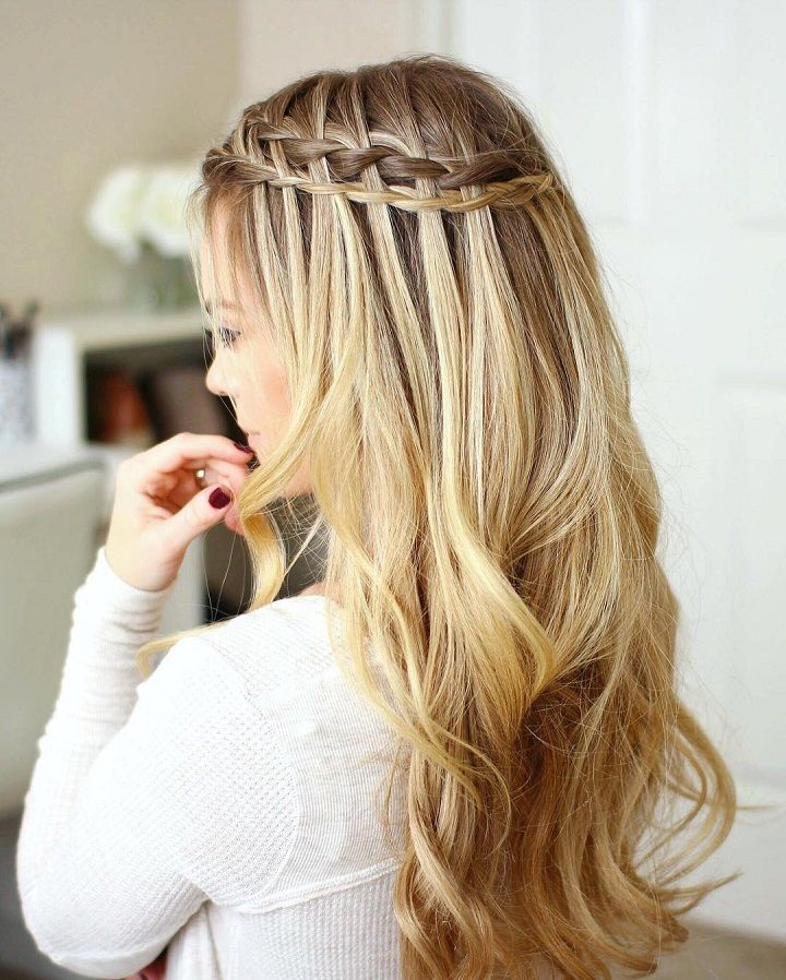 hair style in braids 41 hairstyles for hair for every season 5537