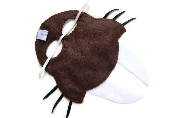Walrus Mask Dress Up Sea Animal Birthday by fAverittecreations