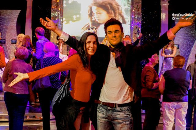 Madame Tussauds London Tickets With Priority Entrance Keep Calm And Visit The Uk London Tickets Tussauds London Madame Tussauds
