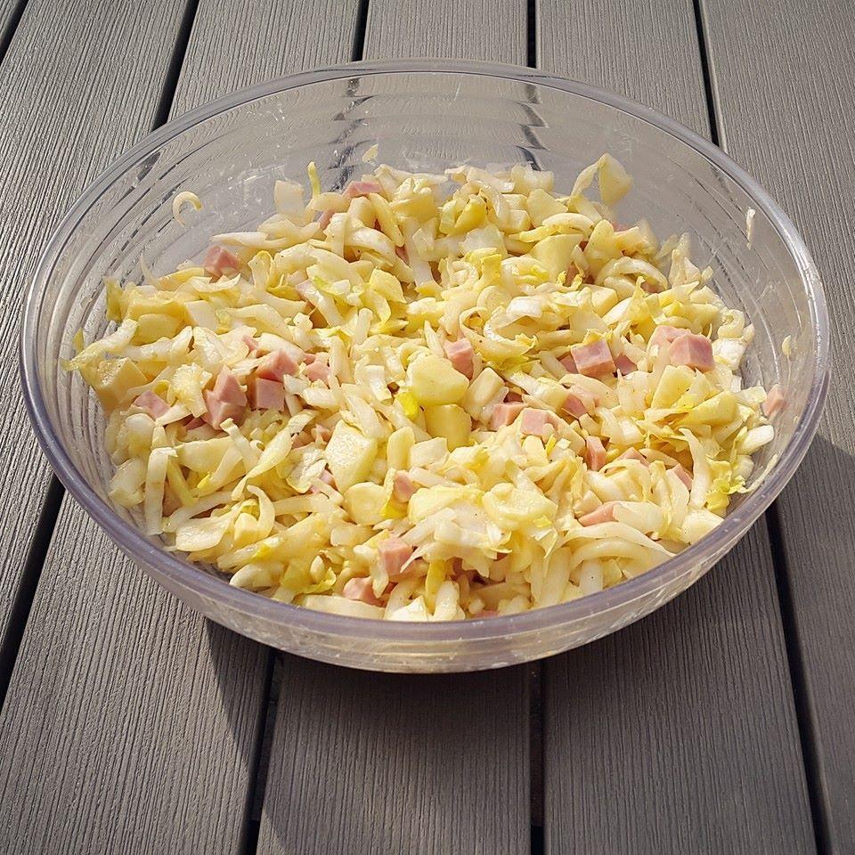 recept witlofsalade boost your health salades pinterest. Black Bedroom Furniture Sets. Home Design Ideas