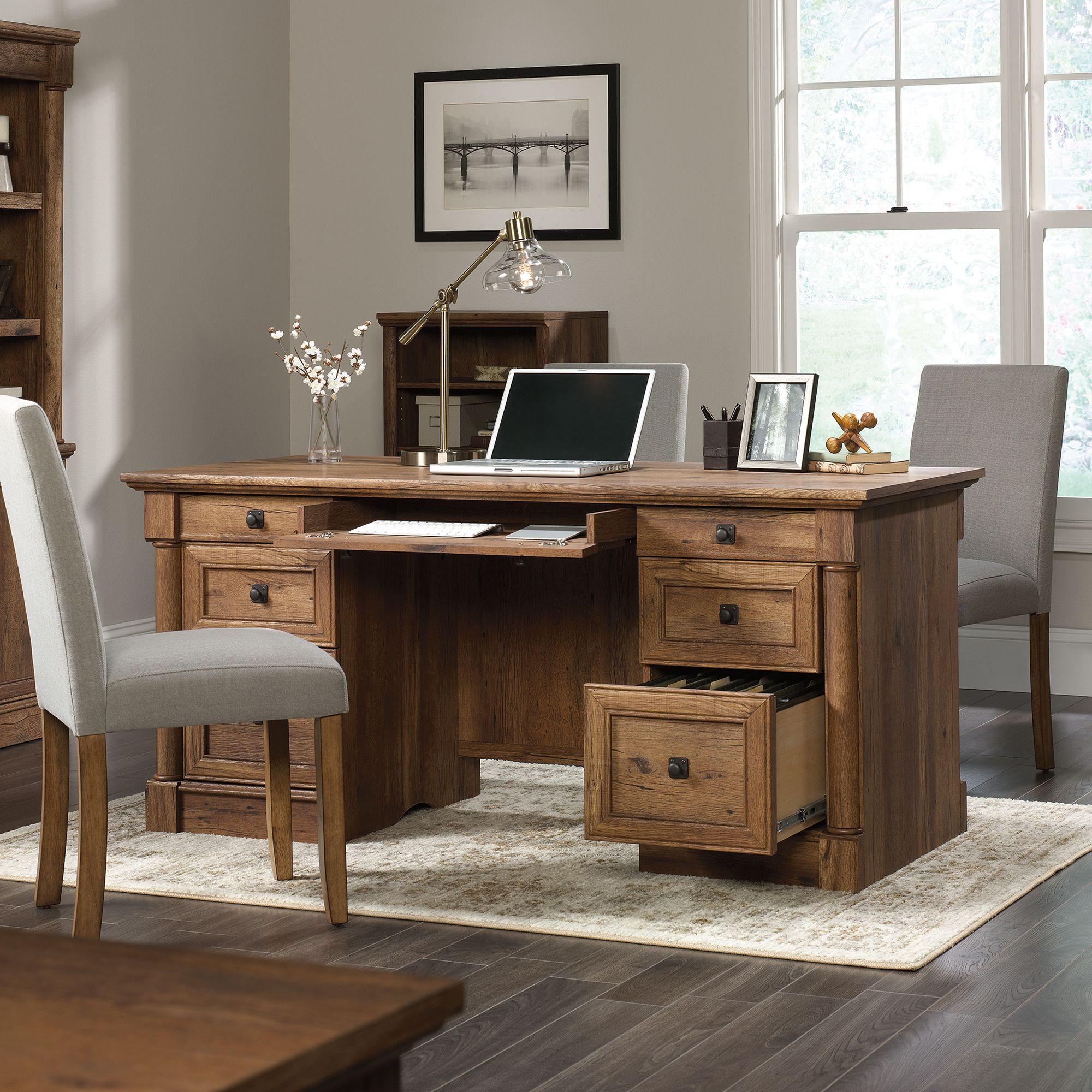 99 sauder palladia executive desk contemporary home office