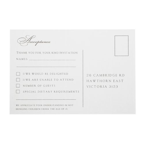 1000 images about wedding wording – Sample Rsvp Wedding Cards