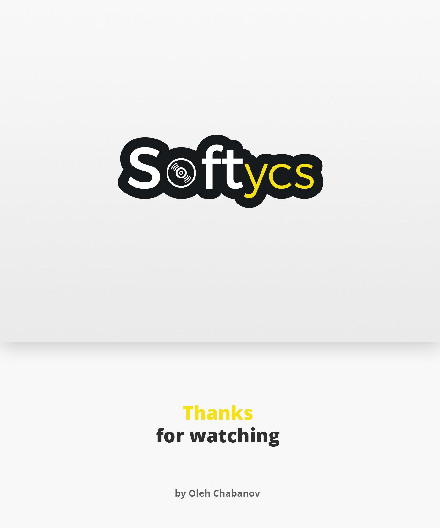 Logo Softycs On Behance