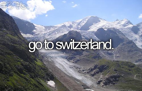 Switzerland : done