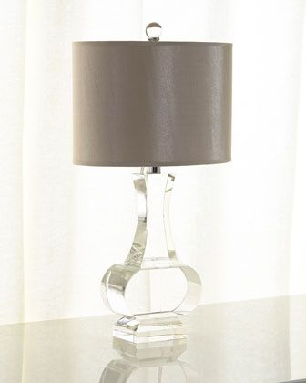 Chalette crystal table lamp at horchow peggy and steve pinterest living room table lamps living room tables and master bedroom