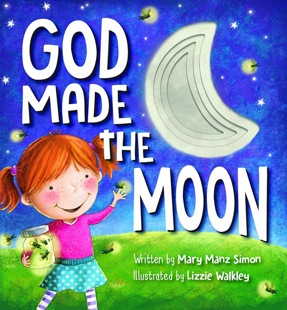 God made the sungod made the moon by dr mary manz simon