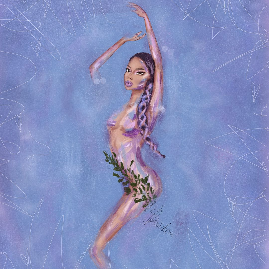 Smr Arts On Instagram Arianagrande God Is A Woman