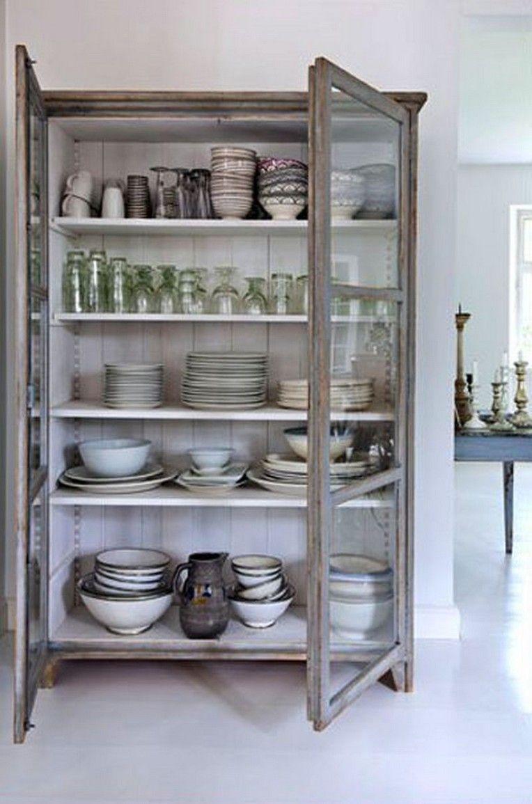 40 stylish rustic kitchen cabinet design ideas | free