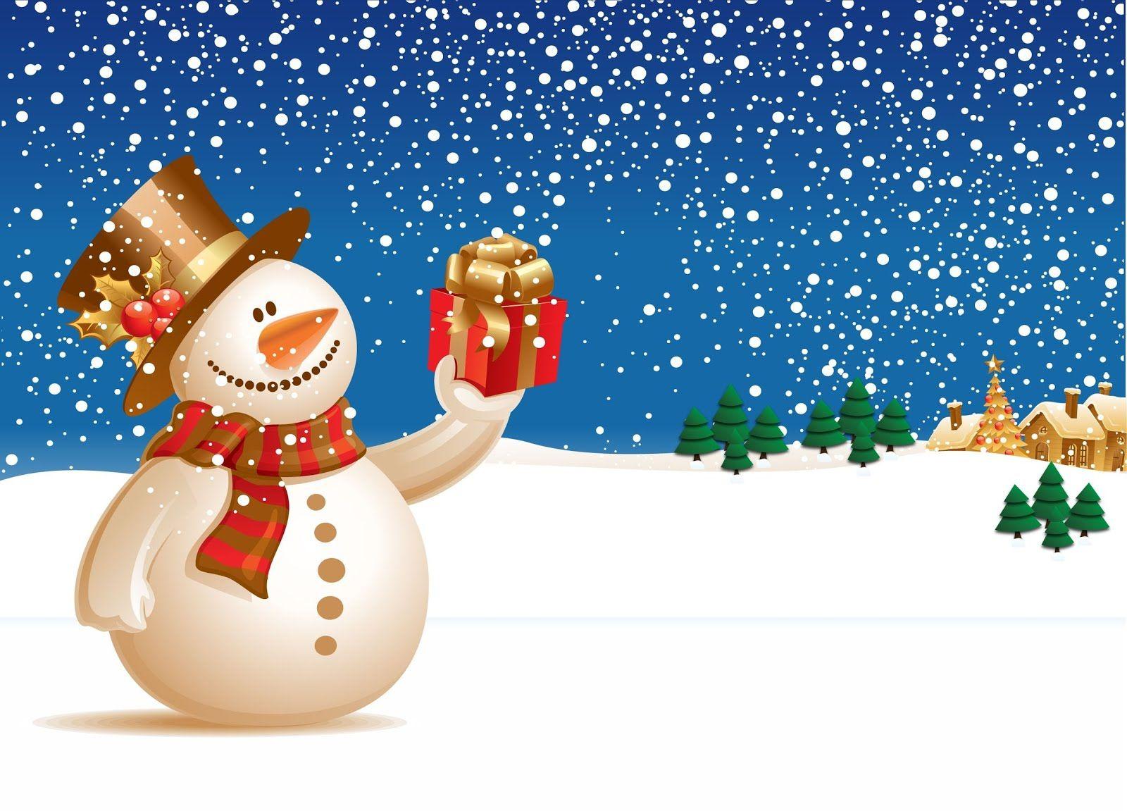 Fondos Navidad Animados: Fondos Navideños Animados Para Fondo De Pantalla En 4K 7