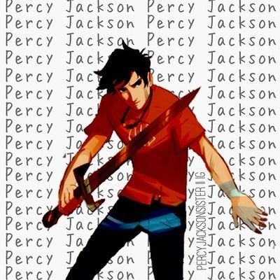 Day 4: favorite male character: Percy Jackson because he is just so freaking dam amazing.