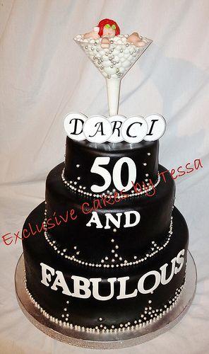 Martini cake Exclusive cakes by tessa with logo Martini cake