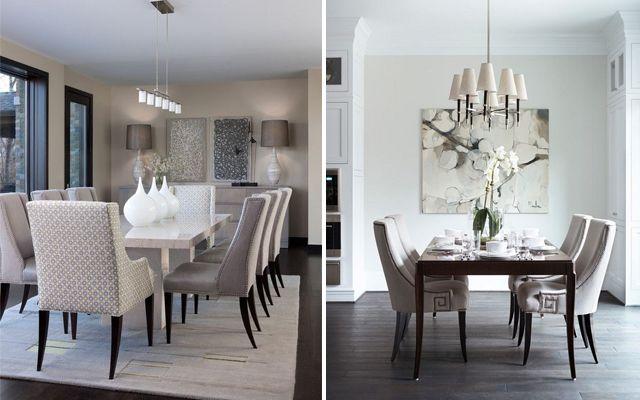 Ideas para decorar comedores elegantes muebles for Comedores modernos mexico df