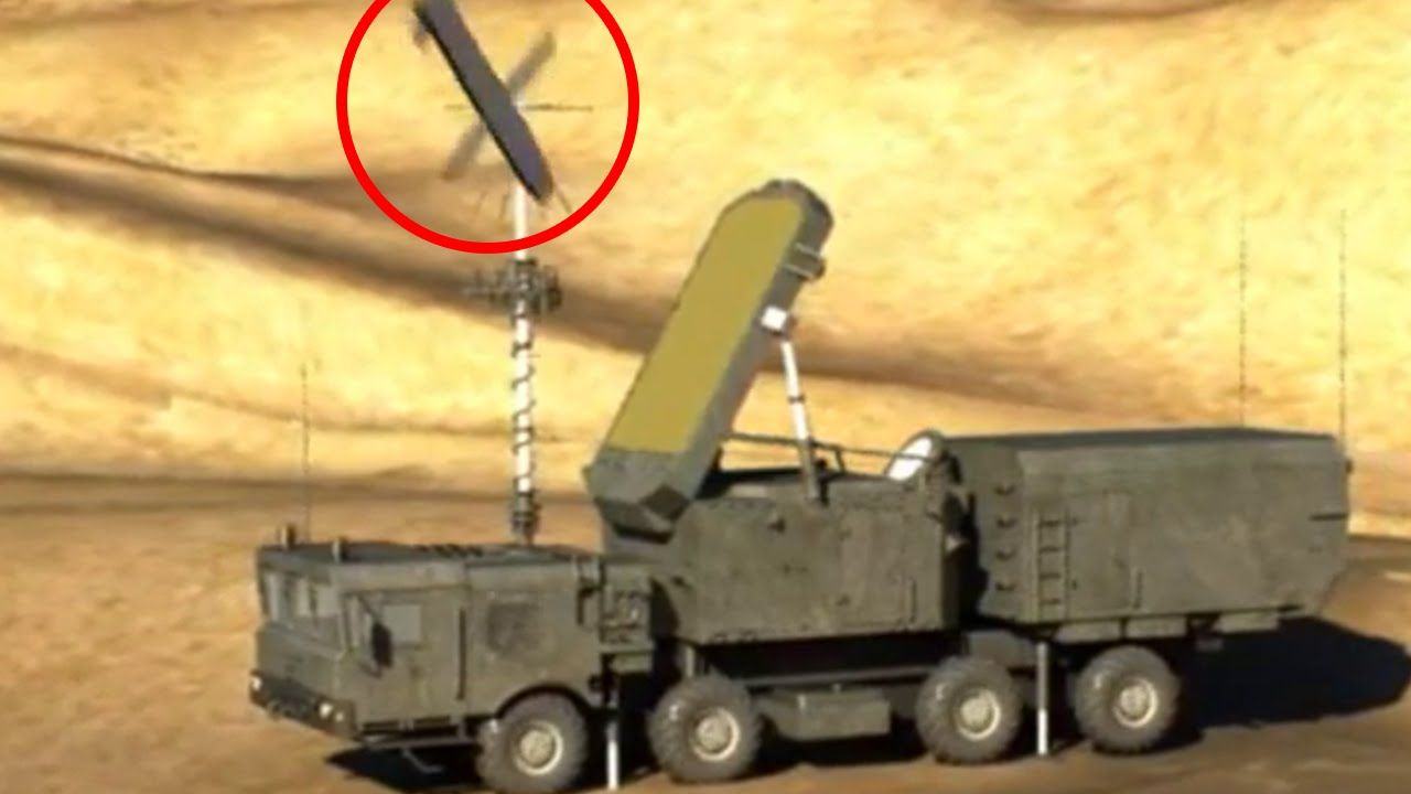This is How USA Could Destroy Russian S-300 in The Future - DARPA's Project