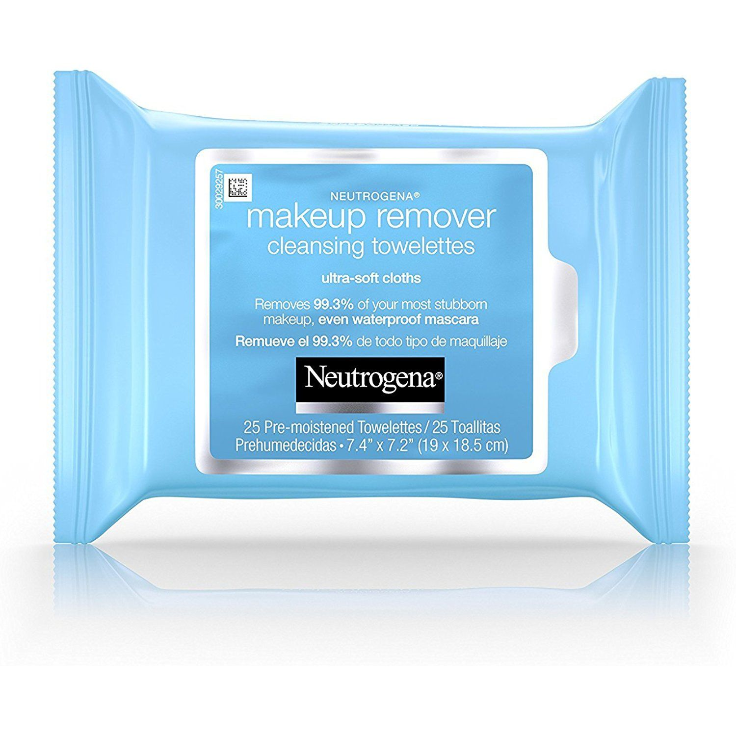 Neutrogena Cleansing Makeup Remover Facial Wipes