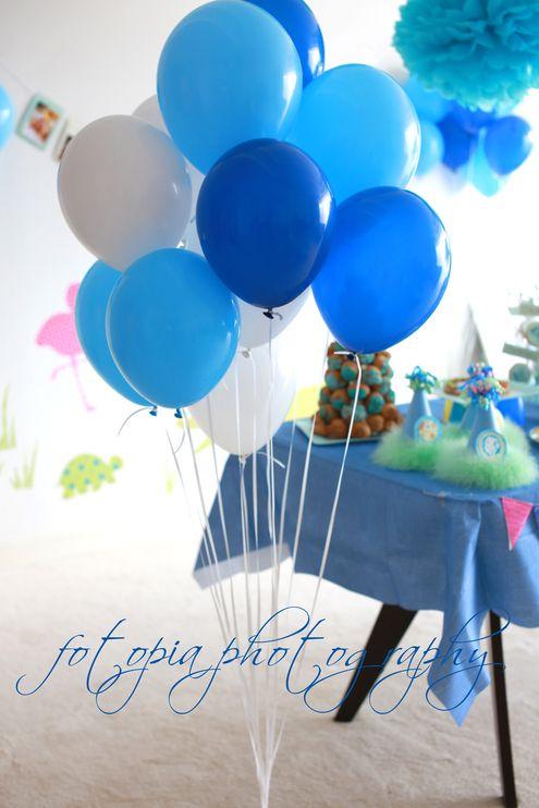 子どもお誕生日会のアイディア公開 その1 画像あり 誕生日 風船 誕生日会 飾り付け バースデー バルーン