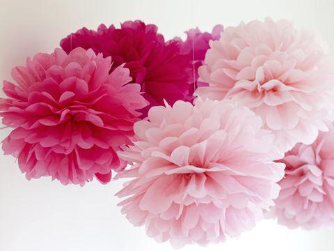 facile, je réalise des fleurs en papier de soie | origami