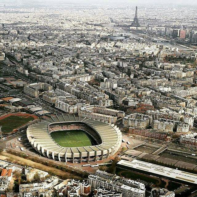 Parc Des Princes Voyage Paris Paris Psg