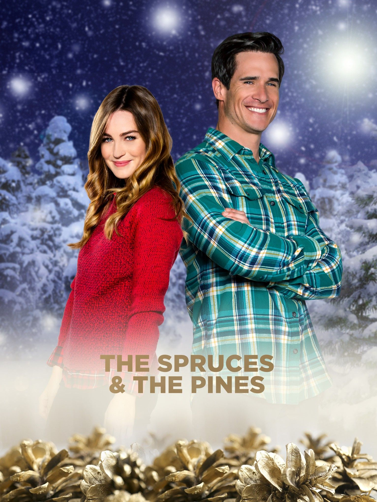The Spruces & The Pines Holiday movie, About time movie