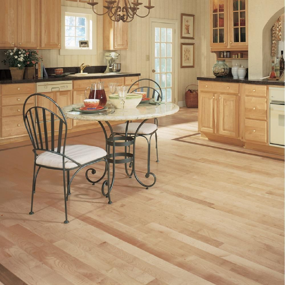 Blue Ridge Hardwood Flooring Unfinished 2 Common Red Oak 3 4 In Thick X 2 1 4 In Wide X Random Length Solid Hardwood Flooring 19 5 Sq Ft Case 11171 Th Unfinished Hardwood Flooring