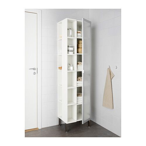 FOR BEDROOMu003eu003eu003e LILLÅNGEN High cabinet w/1 door u0026 2 end units - aluminum - IKEA  sc 1 st  Pinterest & FOR BEDROOMu003eu003eu003e LILLÅNGEN High cabinet w/1 door u0026 2 end units ...
