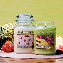 Yankee Candle Sommer Düfte