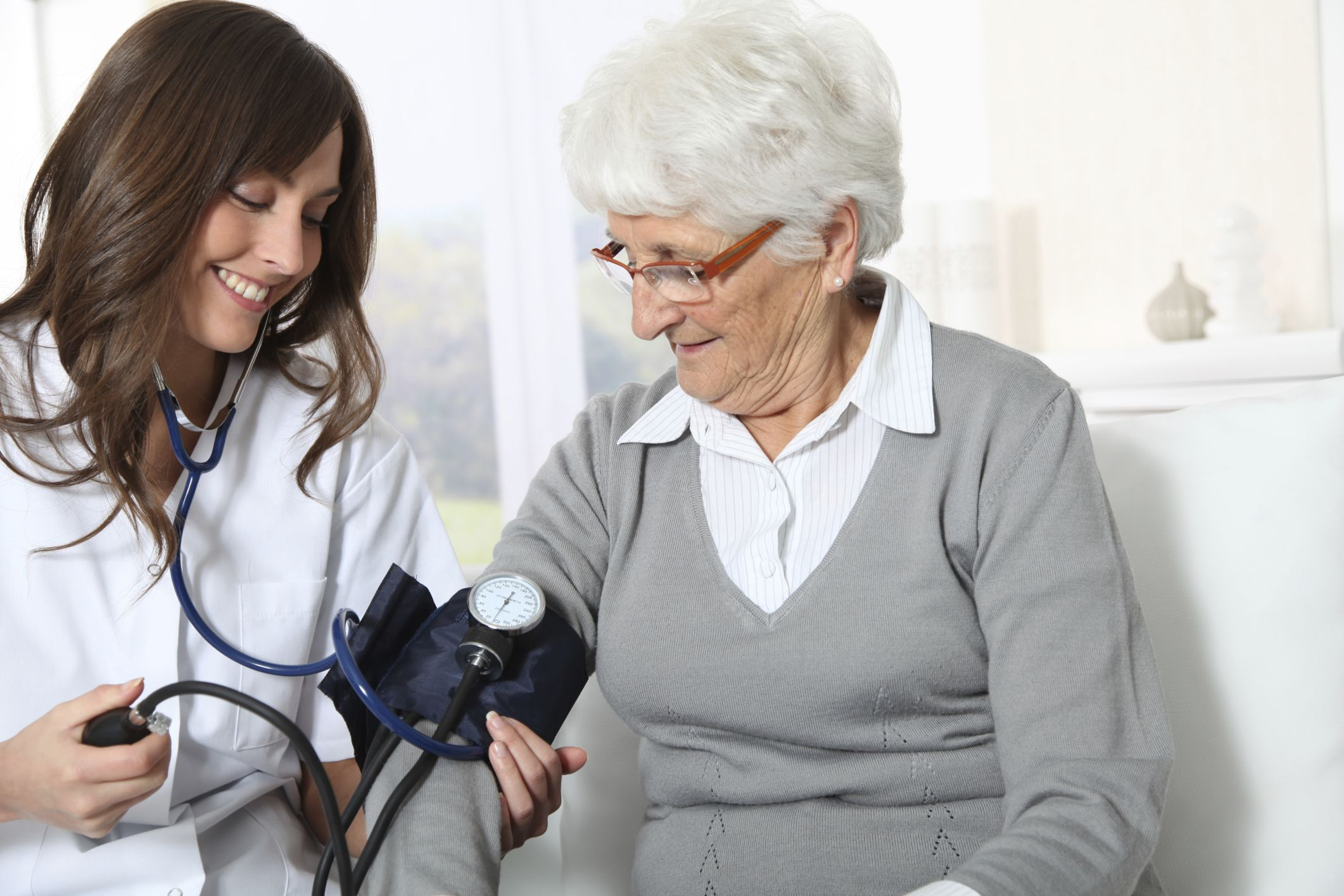 Causes of Error in Measuring Blood Pressure Home health