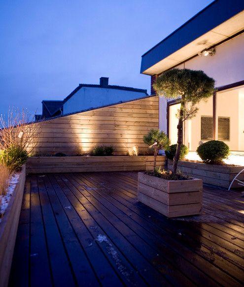 Terraza moderna terrazas pinterest m s ideas sobre for Pisos terrazas modernas