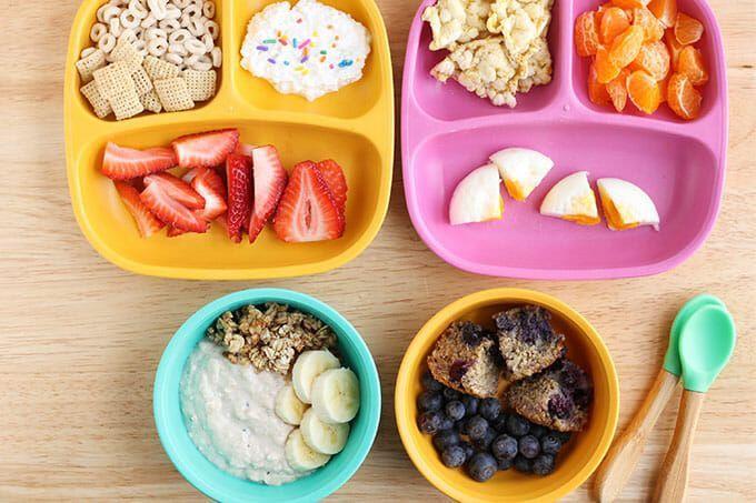 10 healthy toddler breakfast ideas recipe recetas para bebé images