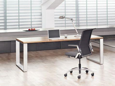 ChefSchreibtisch für #DesignerBüroausstattung #DesignerBüroMöbel ...