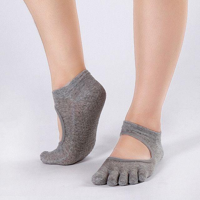 Non-Slip Toe Socks - Free Offer - $0.00
