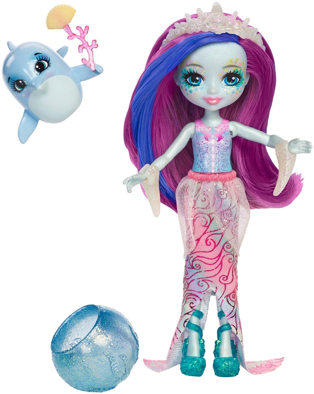 Enchantimals Dolls Dolce Dolphin Largo Dolce Dolphin Doll Will Best Friend Drawings Drawings Of Friends Rocking Horse Toy